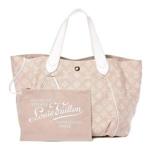 Louis Vuitton   Limited Edition Sable Canvas Cab